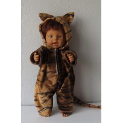 dierenpak tijger little...