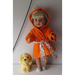 jas voor poppenmaat 32cm