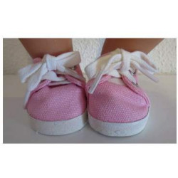 zomer sneakers roze baby...