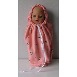 mummyzak roze konijnen baby...