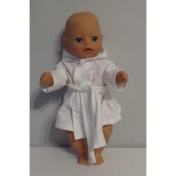 badjas wit baby born little...