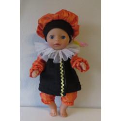 pietpak oranje baby born...