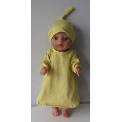 nachtjapon geel baby born...