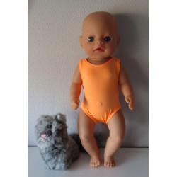 zwempak oranje baby born...