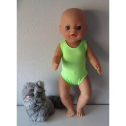 zwempak groen baby born...
