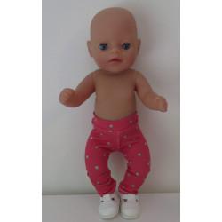 legging stippen baby born...