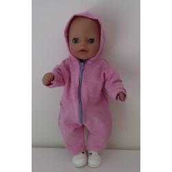 huispak roze baby born...