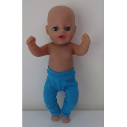 legging blauw little baby...