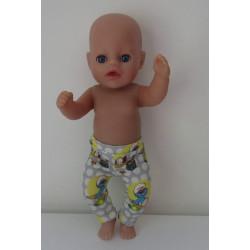 legging smurfen little baby...