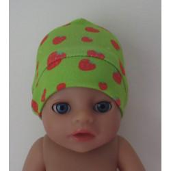 mutsje groen aardbeien...