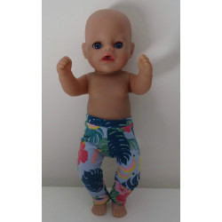 legging little baby born 30cm